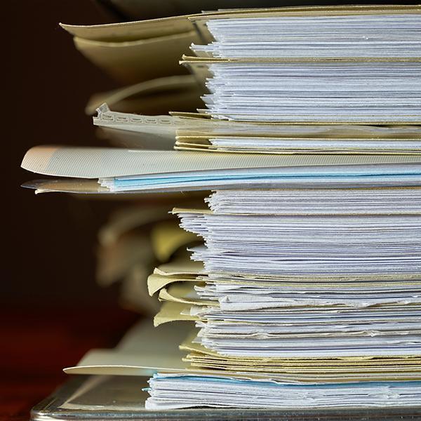 Dokumenty wfolderach